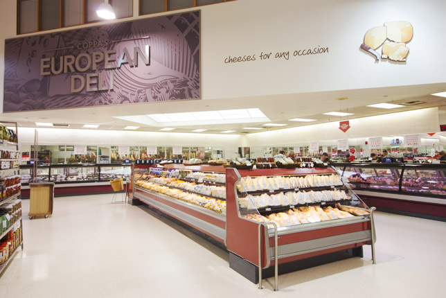 Coppa's Fresh Market is a family-owned and operated grocery store chain in the Greater Toronto Area. We are committed to providing a truly authentic grocery experience, where customers get exceptional value, great service, and selection of the finest quality food from around the corner…and around the world!